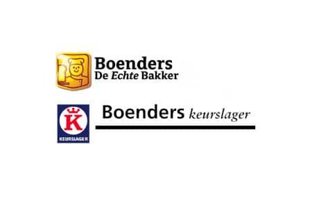 Logo's Echte bakker-keurslager Boenders