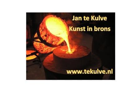 Logo te Kulve Brons